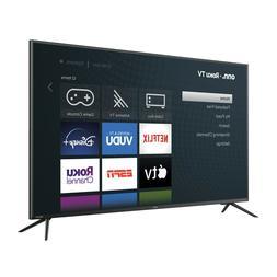 onn. 50 inch 4K UHD Roku Smart LED TV