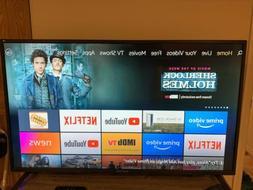50 inch  4K UHDTV