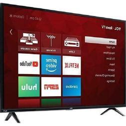 TCL 50-inch 4K Ultra HD HDR Roku Smart TV - Refurbished
