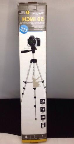 Targus 50 Inch Camera Camcorder Tripod Extendable - BLACK SI