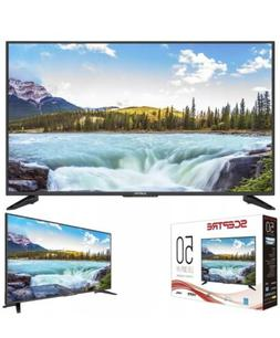 "Sceptre 50"" Inch Class FHD Television Flat Screen HDMI USB 1"