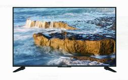 "Sceptre 50"" Inch Flat Screen LED TV Class 4K UHD HDR U515CV-"