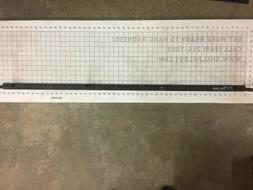 50 Inch Floating Shelf Bracket–Shelfology