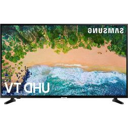 Samsung 50-Inch NU6900 Series 4K LED HDR UHD Smart TV in Bla