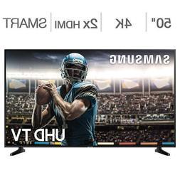 "50"" Inch TV LED Smart 4K HD Class Ultra HDR Samsung UHD HDTV"