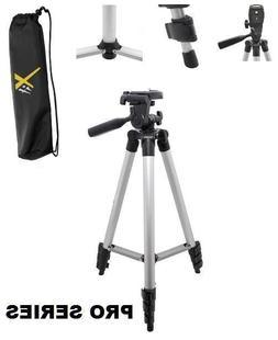 XitPro 50-inch Lightweight Photo/Video Camera Tripod