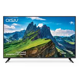 50inch 4K Ultra Thin HD HDR Smart LED TV w/ Chromecast Mount