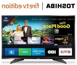 Toshiba 50LF621U19 50-inch 4K Ultra HD Smart LED TV - Black