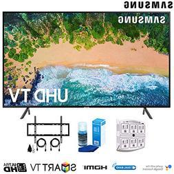 "Samsung 50NU7100 50"" NU7100 Smart 4K UHD TV 2018 with Wall M"