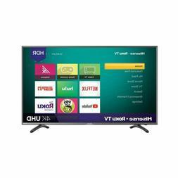 Hisense 50R7E 50-inch 4K Ultra HD HDR Roku Smart LED TV