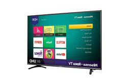 Hisense 50R7E 50-inch 4K Ultra HD Roku Smart LED TV HDR