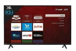 TCL 50S425 50 inch 4K Smart LED Roku TV Express Shipping