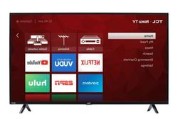 TCL 50S425 50-Inch Roku 4K Ultra HD LED Wi-Fi Smart TV  with