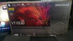 """Samsung 55"""" 4K 240MR QLED Smart HDTV QN55Q8F-Pickup ONLY-Rea"""