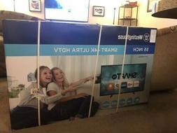 "Westinghouse 55"" Class 4K  UHD Smart TV"