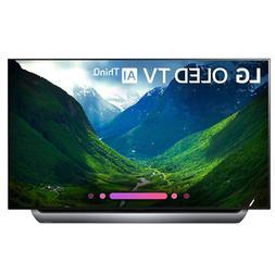 """LG 55"""" Class 4K HDR Smart AI OLED TV w/ThinQ OLED55C8AUA"""