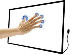 50 inch 6/10point USB Infrared Multi Touch Screen panel, IR