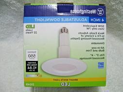 6 inch 75 watt equivalent uses 10watt