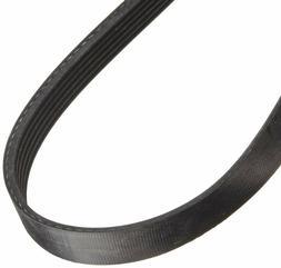 "6 Ribbed Poly V Belt 50"" Inch Micro Rib Groove Flat Belt Met"
