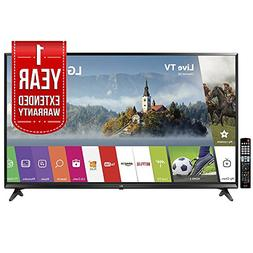 LG 65UJ6300-65 Super UHD 4K HDR Smart LED TV  with 1 Year Ex