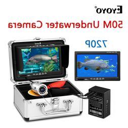 7 Inch IPS Monitor 720P Camera 1MP Fish Finder 4500mAh Batte