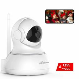 Wansview 720p WiFi Wireless Home security Surveillance IP Ca