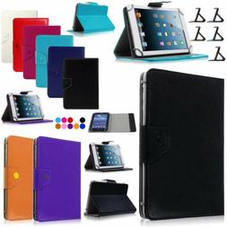 """For 8"""" 8 Inch Tab Android Tablet PC Universal Adjustable Lea"""