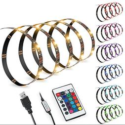"80"" LED Strips Bias Lighting TV Backlight RGB Lights with"
