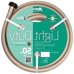 Apex 8400-50 Light Duty 5/8-Inch by 50-Feet Garden Hose
