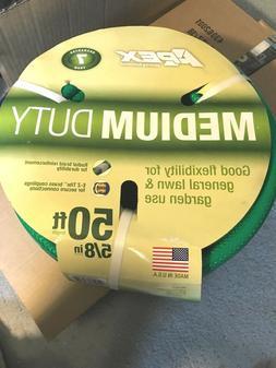 Medium Duty 5/8-Inch  50-Feet Garden Hose  by Apex 8535-50
