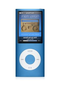 Apple 8GB iPod nano Blue