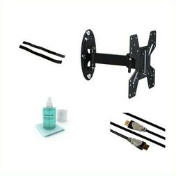 Atlantic 63635939 Articulating TV Wall Mount Kit for 10-Inch