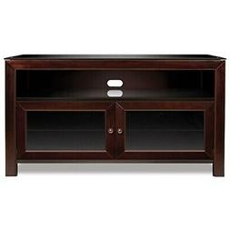 """Bell'O WMFC503 50"""" TV Stand for TVs up to 55"""", Deep Mahogany"""