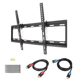 Cable Matters Tilt TV Wall Mount for 37-70 inch LCD/LED with