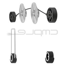 """Cmple - Ultra Slim Fixed Wall Mount for 42""""-70"""" LED, 3D LED,"""