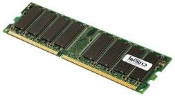 Crucial Technology 103486 1GB 400Mhz PC3200 DDR RAM - CT1286