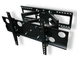 Dual Arm Full Motion Wall Mount Fits inch TV Universal for L