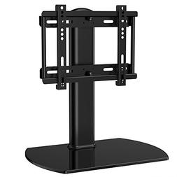 FITUEYES TT104001GB Universal TV Stand/Base Swivel Tabletop