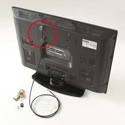 Flat Screen TV Anti-Theft Security Kit