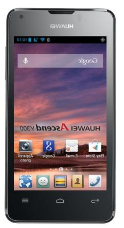Huawei U8833/Y300 Android 4.1 Dual Core 1.0GHz 4.0 inch WVGA
