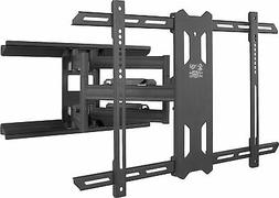 Kanto Full-Motion TV Wall Mount for 37-inch to 75-inch Flat-