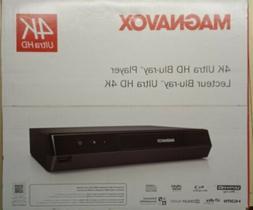 Magnavox - MBP6700P - 4K Ultra HD Blu-Ray Player - Black