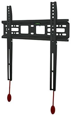 "Mount-It! Low-Profile TV Wall Mount Bracket Fixed for 20"" 22"