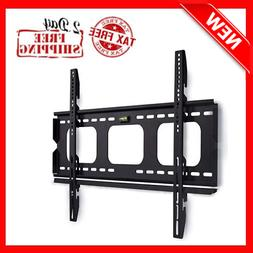 "Mount-It! Low-Profile TV Wall Mount 1"" Slim Fixed Bracket fo"