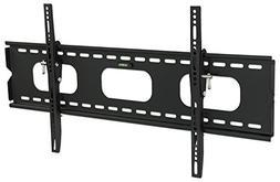 Mount-It! Low-Profile Tilting TV Wall Mount Bracket for 75 7