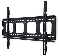 Mount It Fixed Tv Wall Bracket Slim Low Profile For 5