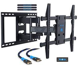 Mounting Dream Premium Full Motion TV Wall Mount Bracket Fit