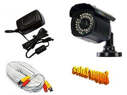 "Q-See QM9902B 900TVL 1/3"" Image Sensor 4.6mm Lens 100ft Of N"