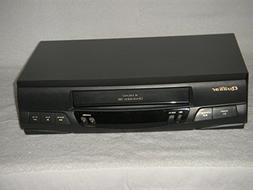 Quasar VHQ-400 Video Cassette Recorder Player VCR 4 Head Omn