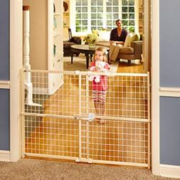 """""""Quick-Fit Wire Mesh Gate"""" by North States: Hassle-free rach"""